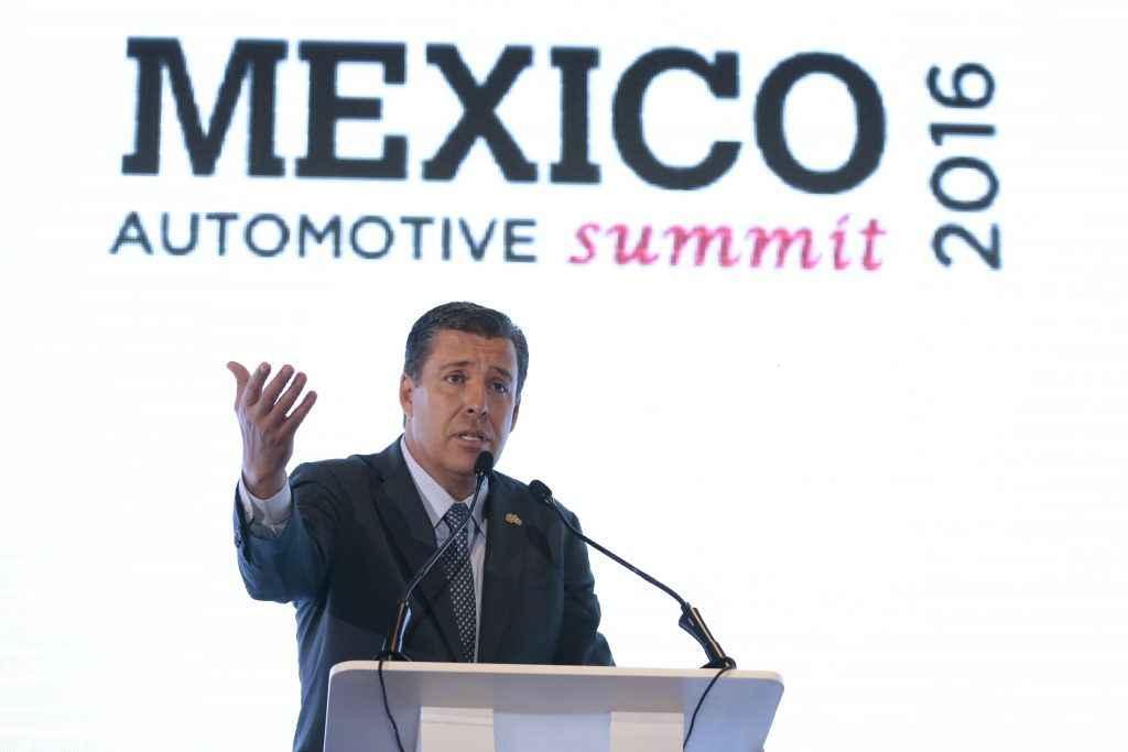 Sector automotriz de Guanajuato será el más importante de AL: Márquez