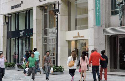 Masaryk, la calle comercial más cara de América Latina