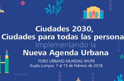 Preparan Foro Urbano más importante