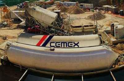 Proporciona CEMEX concreto especial para Central Hidroeléctrica en México