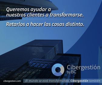 Banner de Cibergestion Servicios Financieros