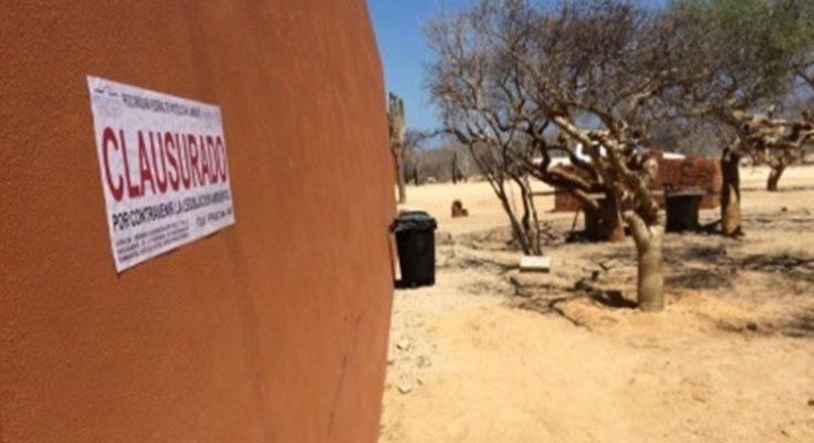 Detienen desarrollo inmobiliario en Baja California Sur