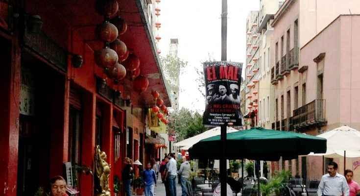 Publican licitación para rehabilitar el Barrio Chino de la CDMX