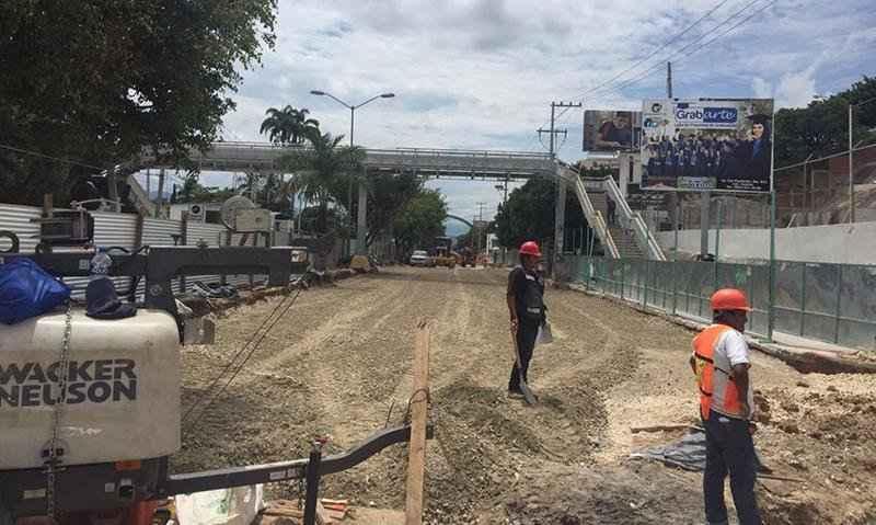 Supervisó Velasco obras del bulevar Belisario Domínguez