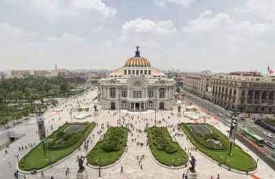 El muralismo mexicano en el Palacio de Bellas Artes