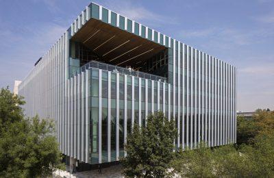 Inauguran la nueva biblioteca del Tecnológico de Monterrey