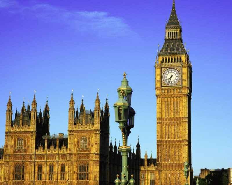 Inicia reparación del reloj inglés 'Big Ben'