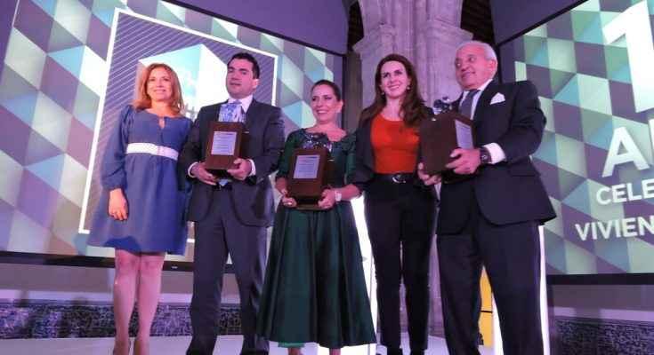 Premio HyM me compromete a seguir trabajando por la vivienda: Silva de Anzorena