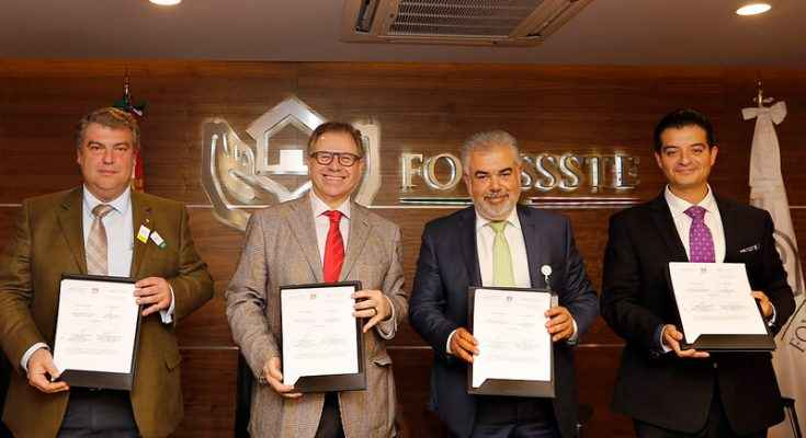 Fovissste e Infonavit evaluarán a notarios