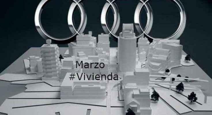 Lo Mejor del Año: Inicia construcción de vivienda en Ciudad Modelo de Audi