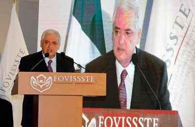 El Fovissste ha cumplido con la instrucción del presidente: Godina