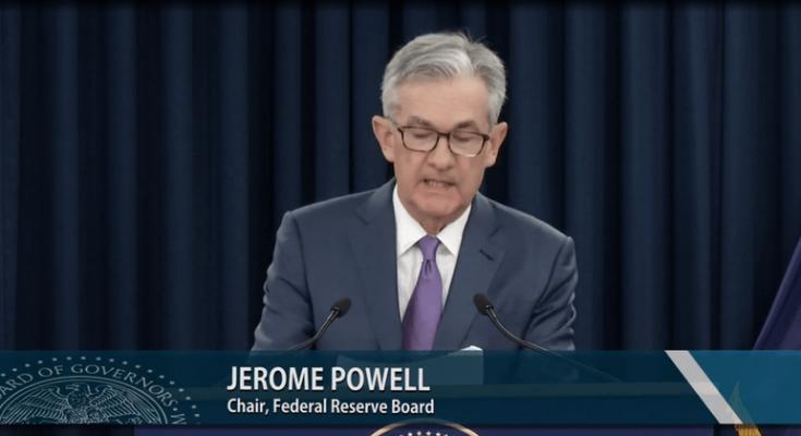 Anuncia la Fed fin del ciclo alcista en tasas