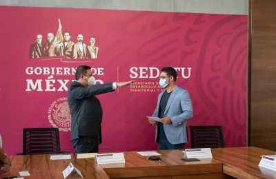 Daniel Fajardo, nuevo subsecretario de Vivienda en Sedatu -Sedatu