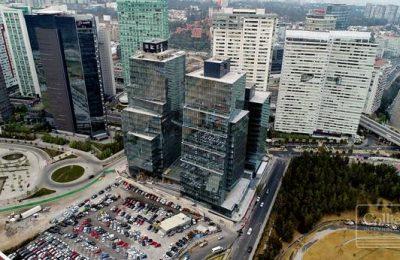 CDMX cierra 2018 con inventario de oficinas de 6.4 millones de m²