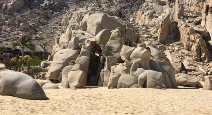Retiran cabañas del Hotel Solmar en Los Cabos