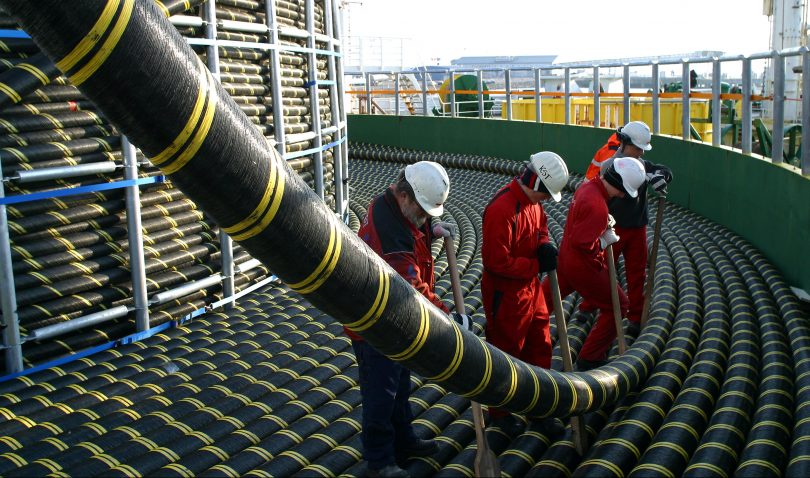 Cable submarino conectará a Sinaloa y Baja California