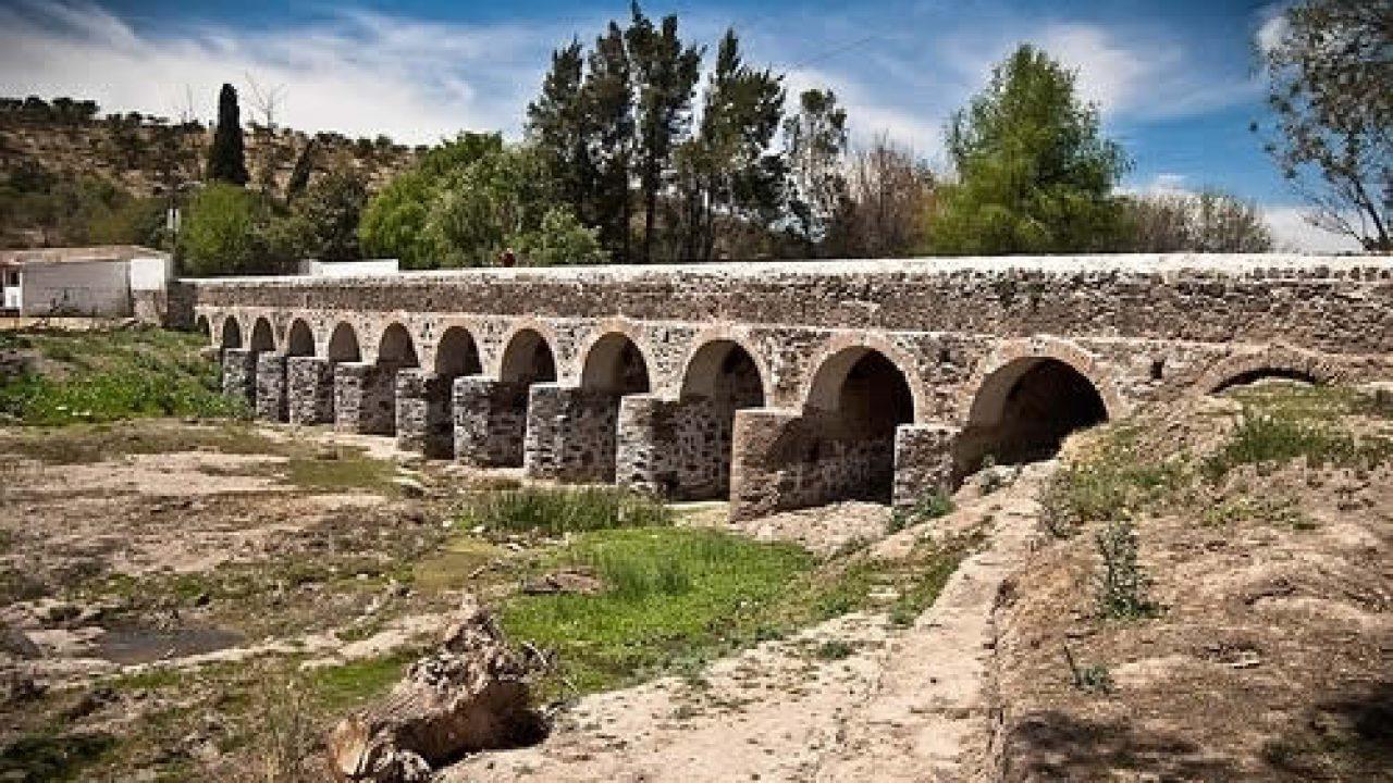 puente dentro del camino real de tierra adentro