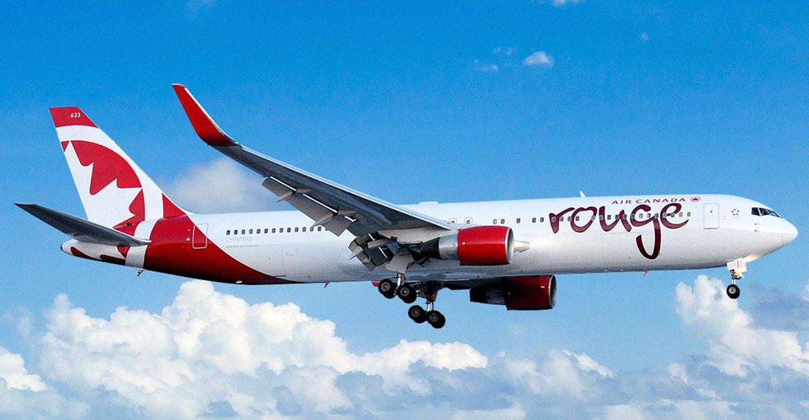 Air Canada comprometida con el medio ambiente