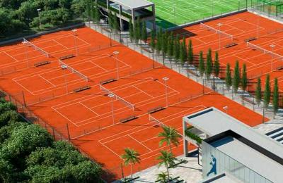 Así luce el millonario centro de tenis de Rafael Nadal en Cancún