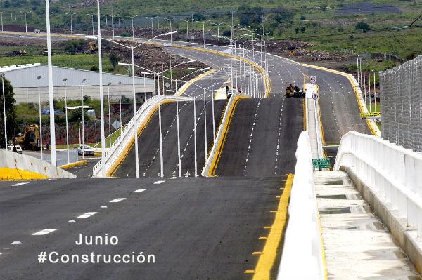 SCT concluye Programa Nacional de Infraestructura