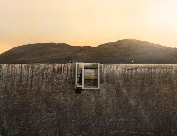 Presentan casa con innovador concepto