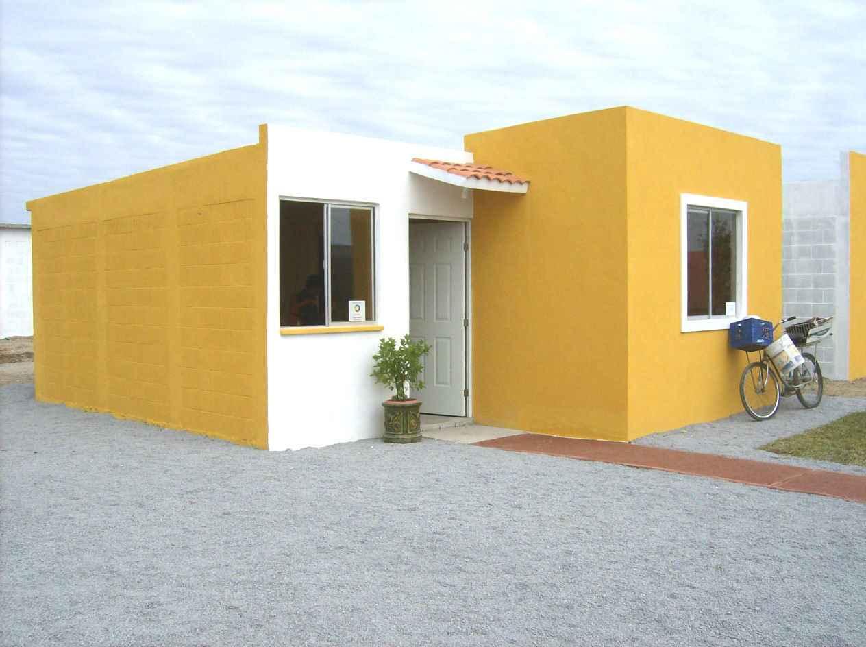 Anuncia infonavit que otorgar mil casas en tamaulipas for Casas modernas tipo infonavit