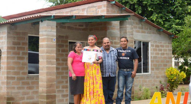Tabasco ha construido más de 4,000 viviendas