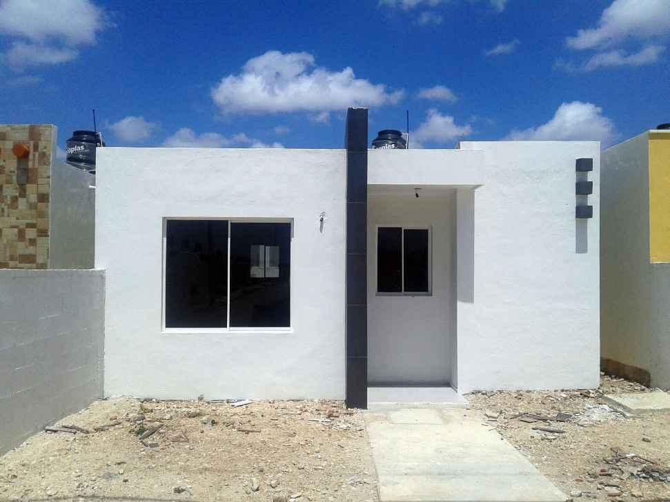 Constructores en yucat n plantean m s subsidios a conavi for Fachadas de casas modernas de interes social