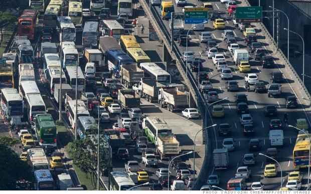 CDMX continúa como la ciudad con más tráfico en el mundo