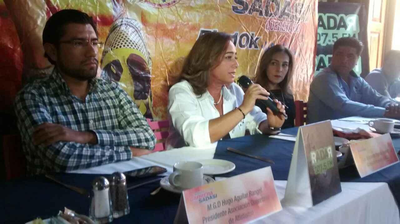 Querétaro realizará 3ra carrera SADASI