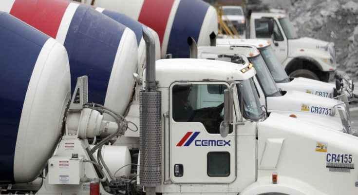Cemex obtiene préstamo por 4050 mdd para refinanciar deudas