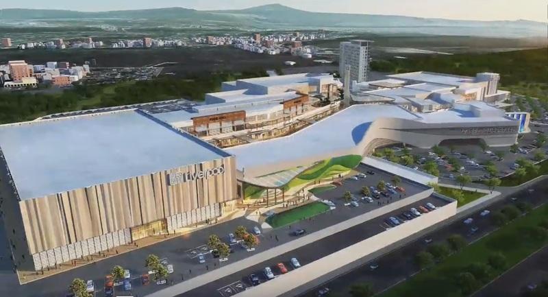 Crece portafolio de Gicsa con mega malls en Puebla y Qro