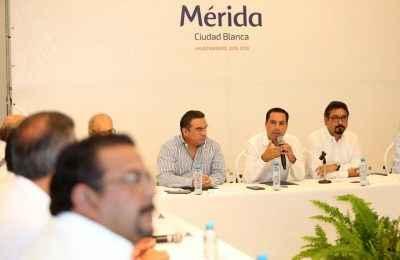 Se comprometen con el mantenimiento del Centro Histórico en Mérida