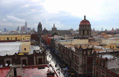 Alistan plan integral para preservar el Centro Histórico de la CDMX