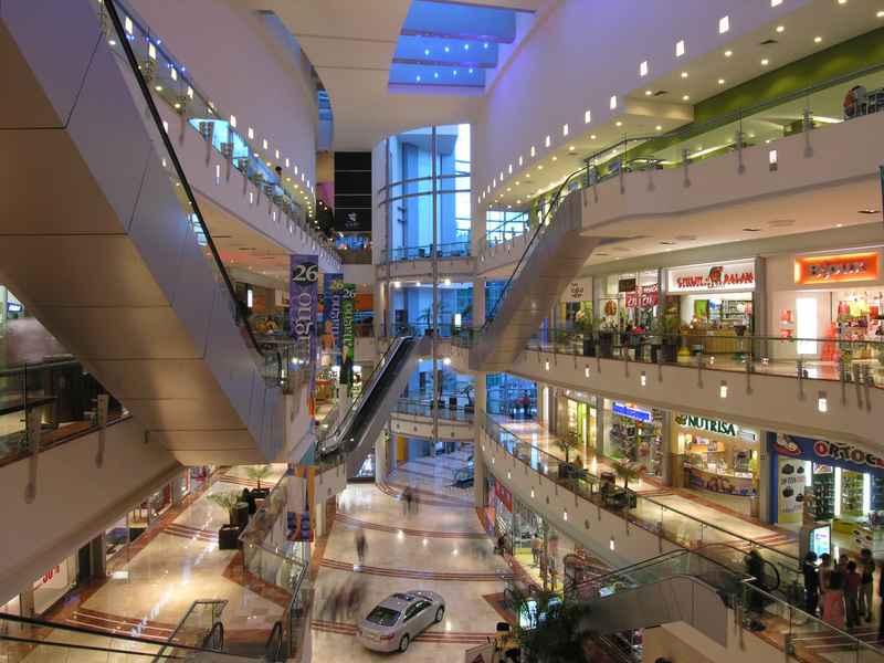 México es el país con más centros comerciales de AL