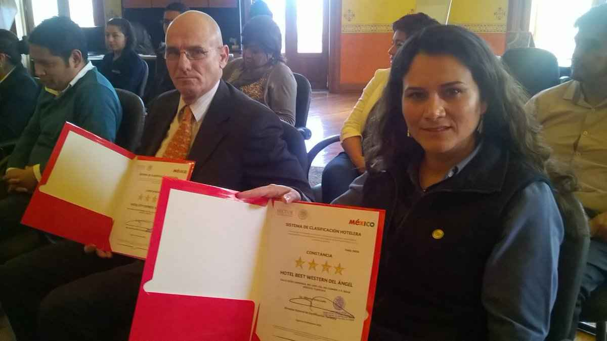 Gobierno federal certificó hoteles en Tlaxcala