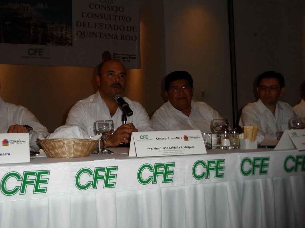 CFE anuncia inversión millonaria en Quintana Roo