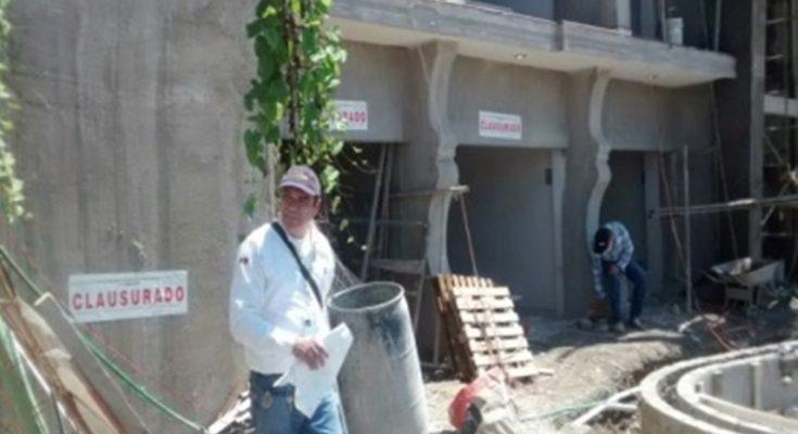 Clausuraron construcción de tres hoteles en Nayarit