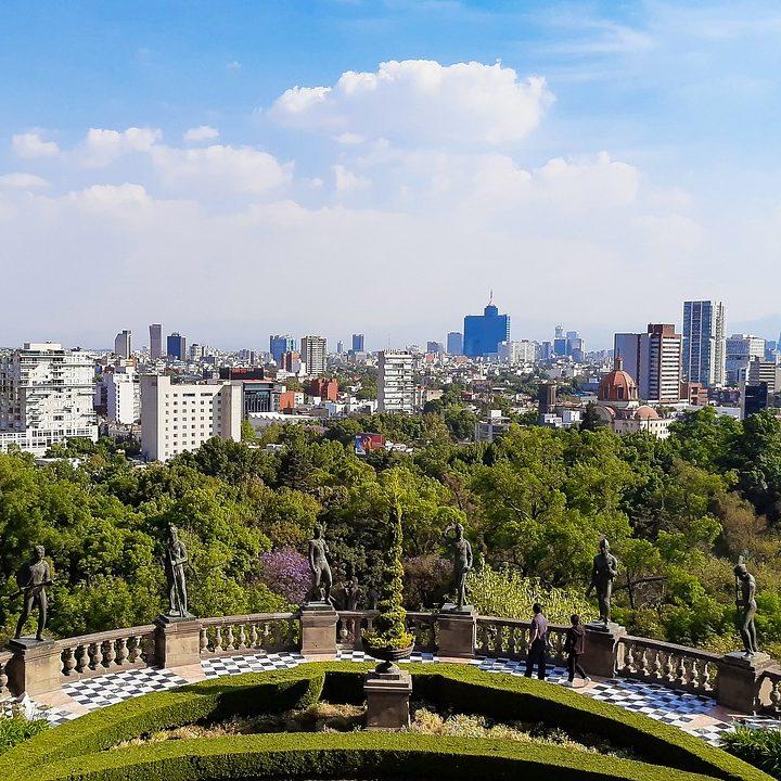 Inauguran Cuarta Sección del Bosque de Chapultepec