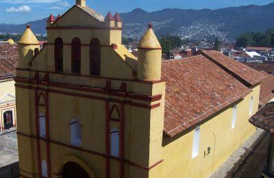 Tras sismos de 2017, en Chiapas se han atendido 44 inmuebles históricos