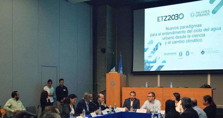 Abren debate sobre la gestión del agua en Zapopan
