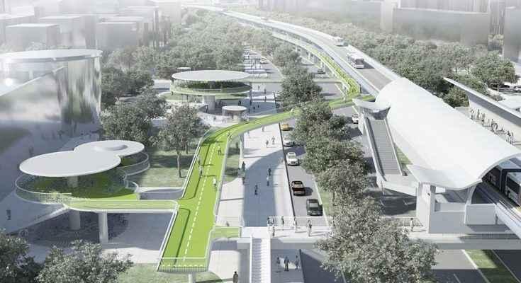 China cuenta con la ciclovía más larga del mundo