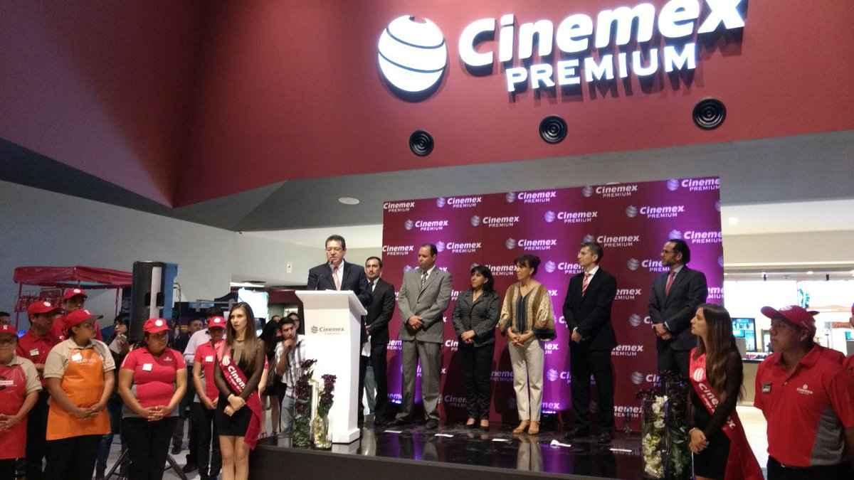 Cinemex abrió su sucursal 311 en México