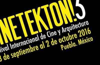 Llega el Tercer Festival Internacional de Cine y Arquitectura