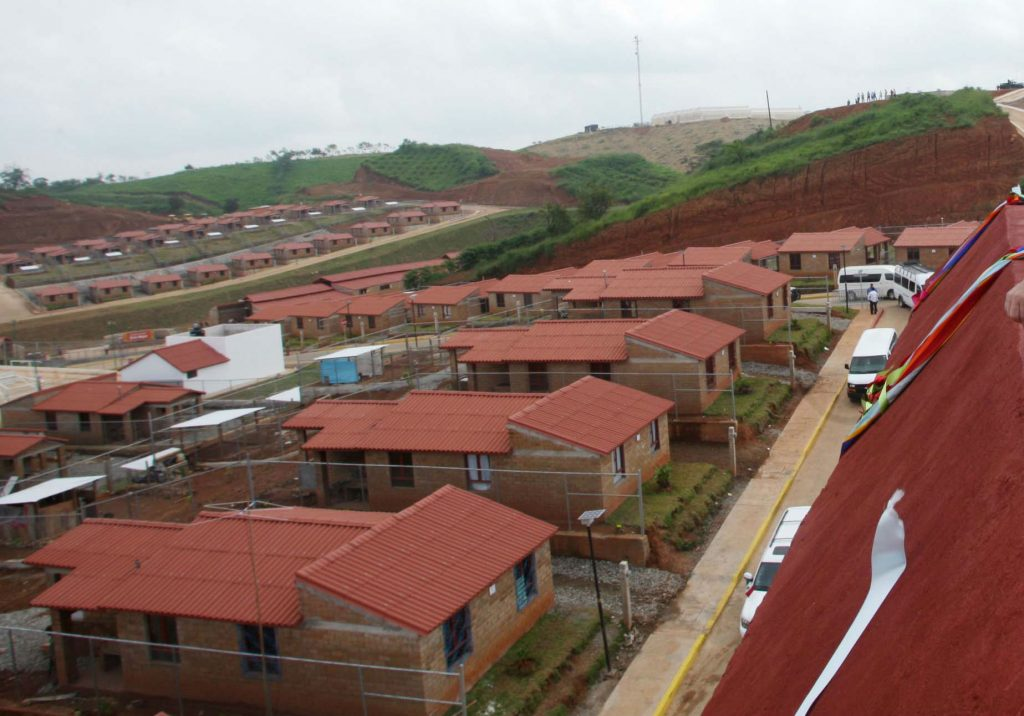 A Palenque, programa de autoproducción de vivienda de Conavi