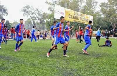 Deportivo en Coyoacán reabre sus puertas tras remodelación