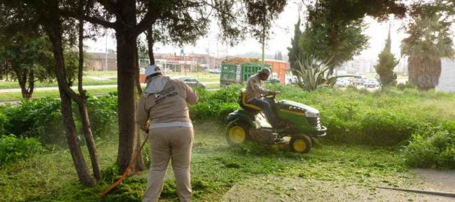 Continúan acciones de mejoramiento urbano en Coacalco