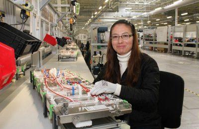 Tlaxcala se fortalece en la industria automotriz
