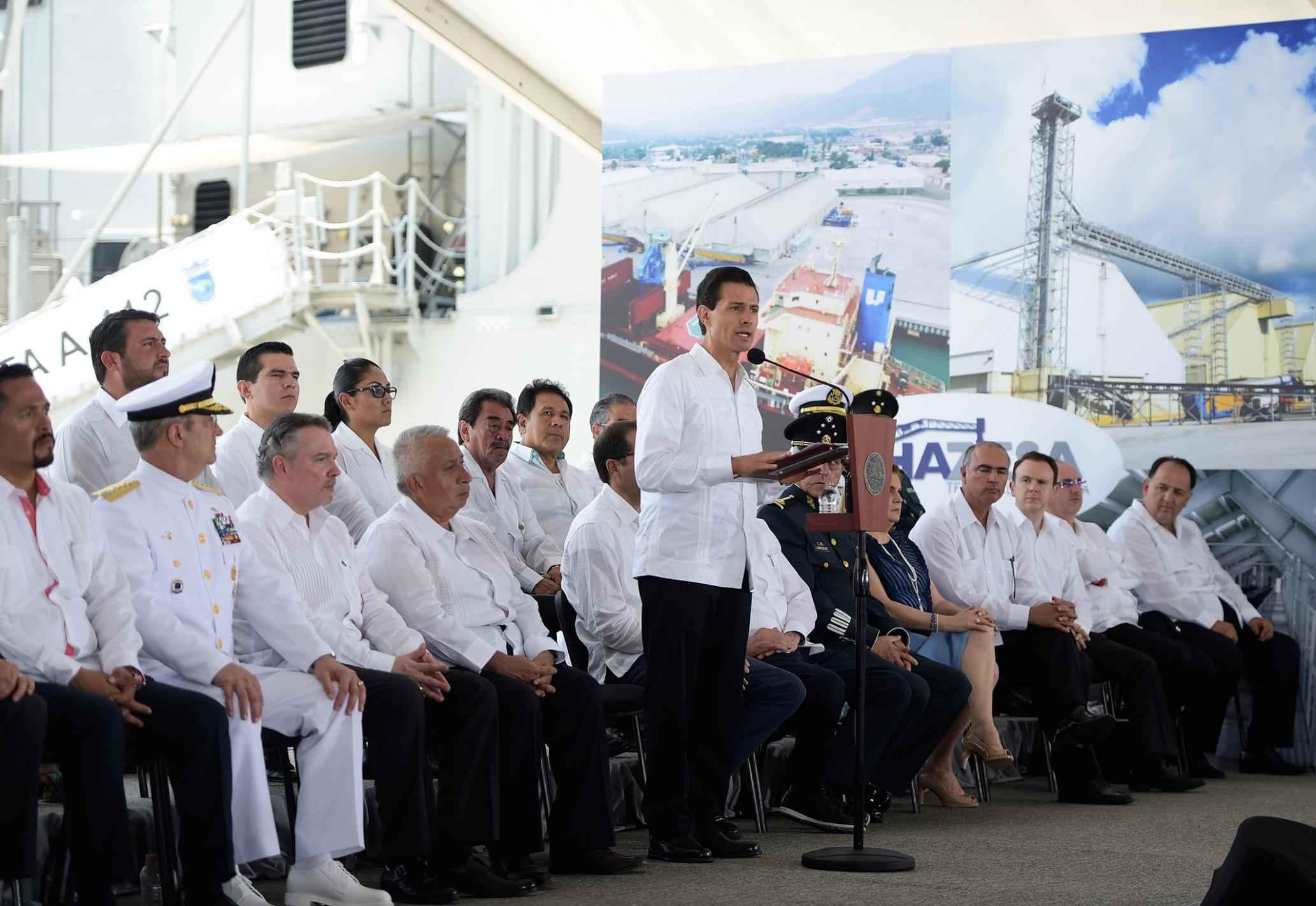 Se incrementa la infraestructura portuaria y carretera de Colima