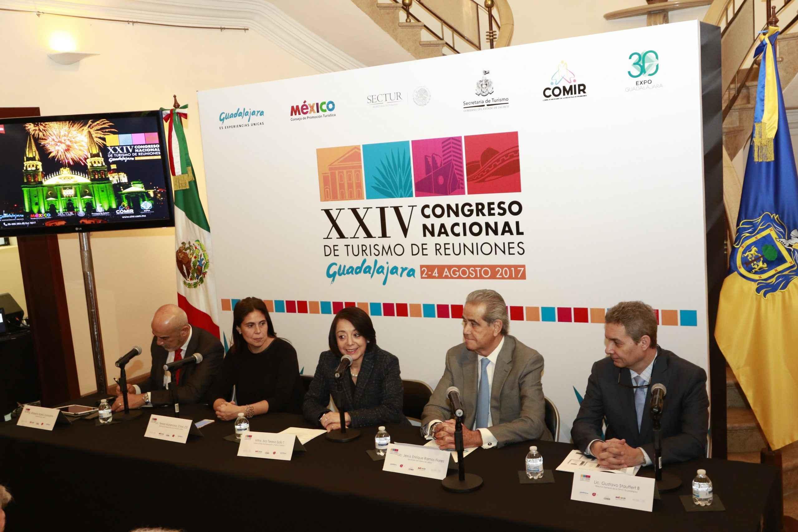 México se fortalece como destino de convenciones y reuniones